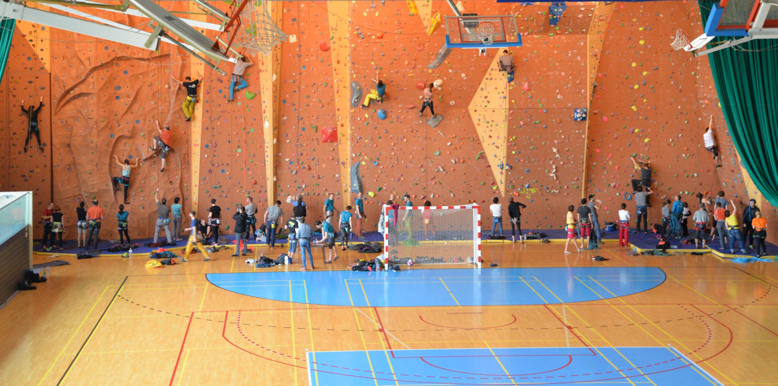 SAE Clubs d'escalade de Guerlédan