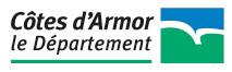 logo département des côtes d'armor