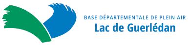 logo de la base départementale de plein air de guerlédan