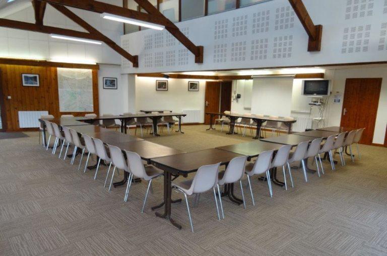 salle de conférence base